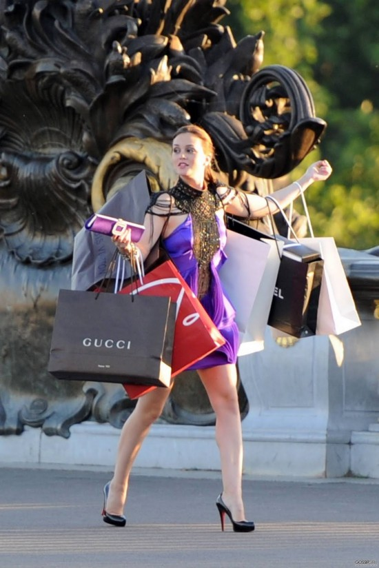 Gossip-Girl-shopping -blair-waldorf-