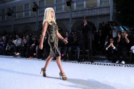 Donatella Versace for H&M