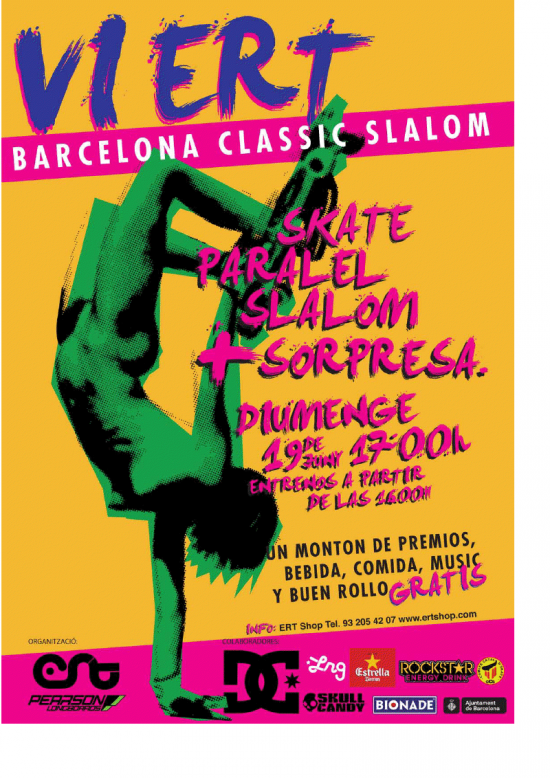 skate festival barcelona
