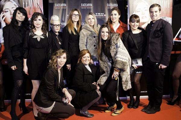 cazcarra red carpet blogger molino