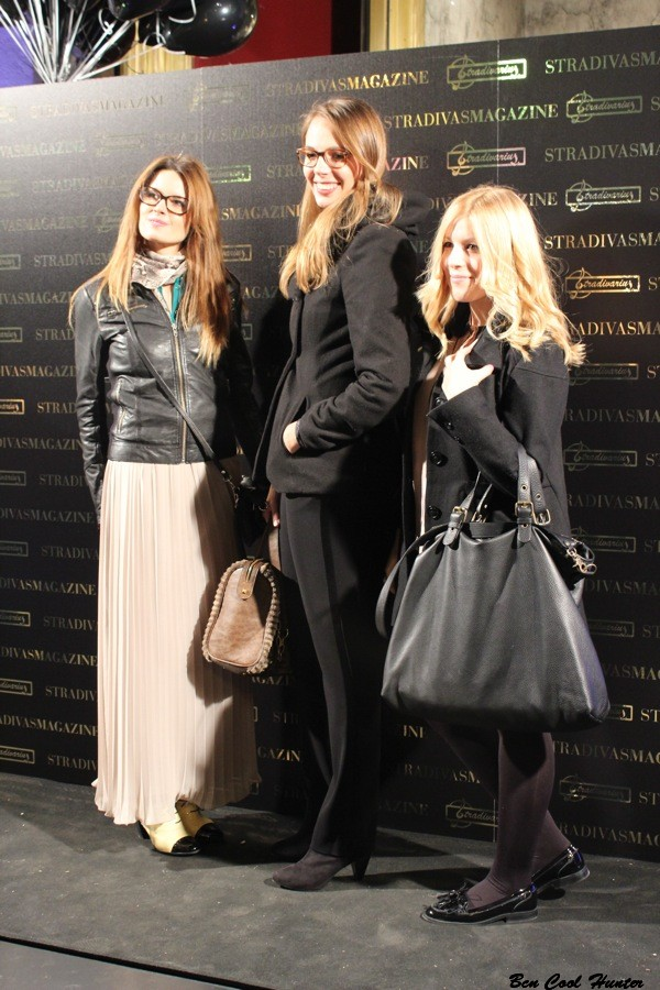 stradivarius shopping night dafne xenia cristina