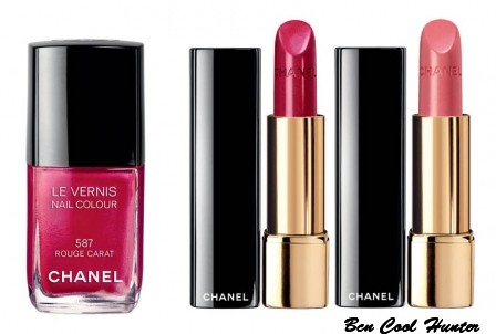 les scintillances chanel makeup