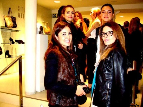 Stuart Weitzman shopping night