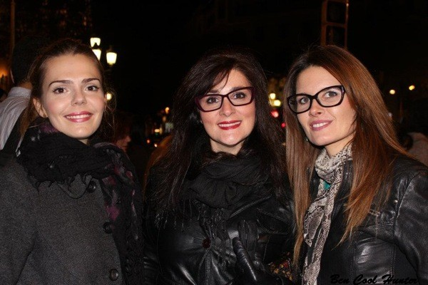 shopping night barcelona 2011 maria fabiana