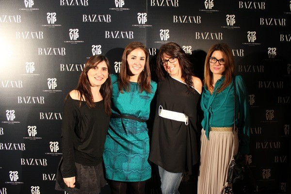 fiesta harper's bazaar shopping night 2011