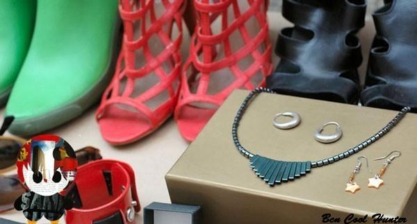 zapatos complementos segunda mano