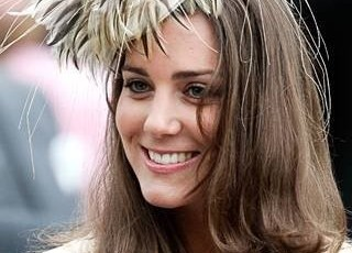 kate middleton tocado philip-treacy