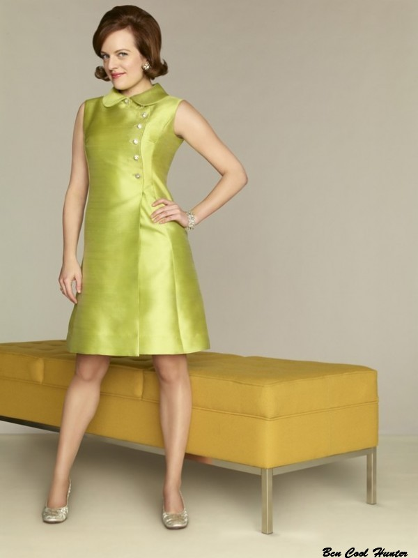 Mad Men peggy estilo 60