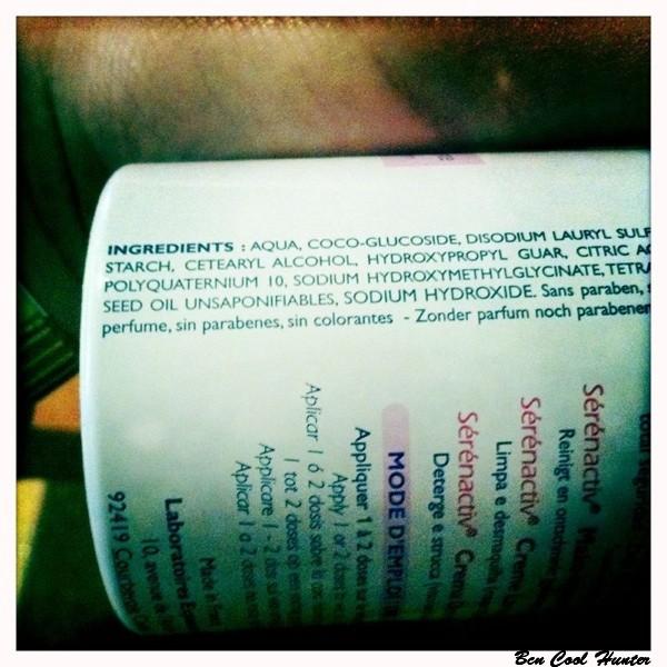 etiquetado productos belleza parabenos