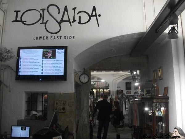 loisada tienda barcelona