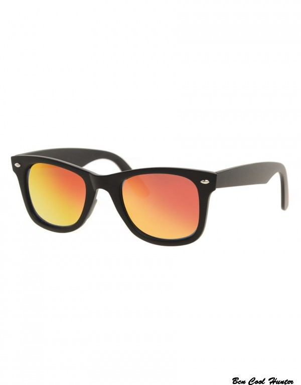 gafas de sol lentes coloreadas