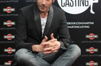 Yuri Buzzi MArtini Royale Casting_