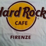 hard rock firenze tshirt