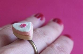anillo tarta joyas deliciosas