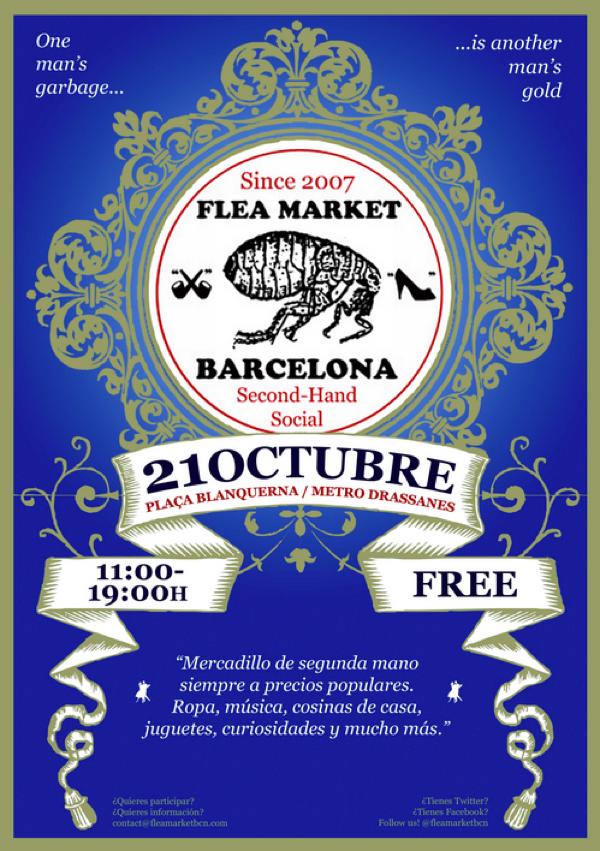 Mercado mensual segunda mano barcelona bcn cool hunter - Mercado segunda mano barcelona ...