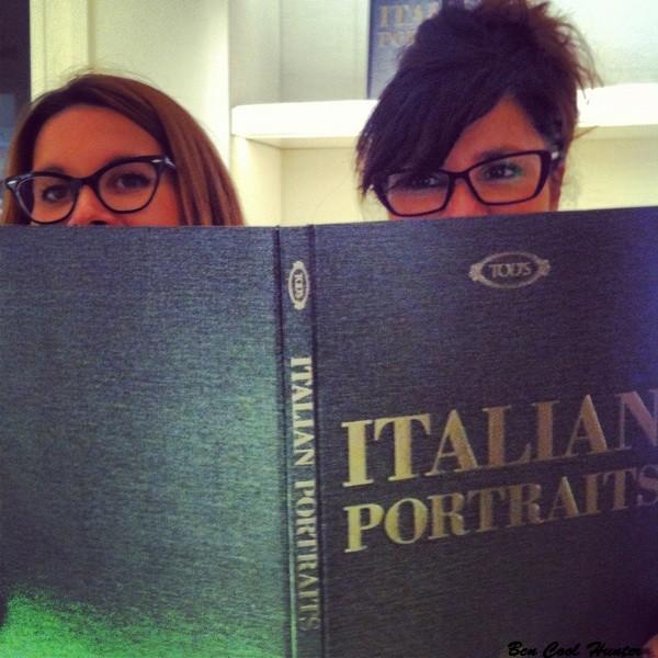 Italian Portraits de Tod's, el libro que celebra el estilo italiano