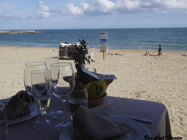 mesa mar restaurante