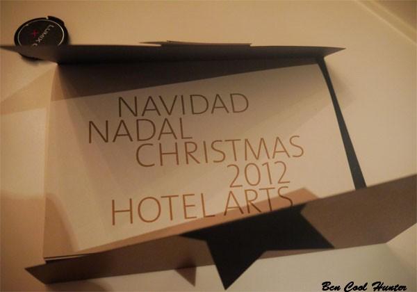 arola menu navidad2012