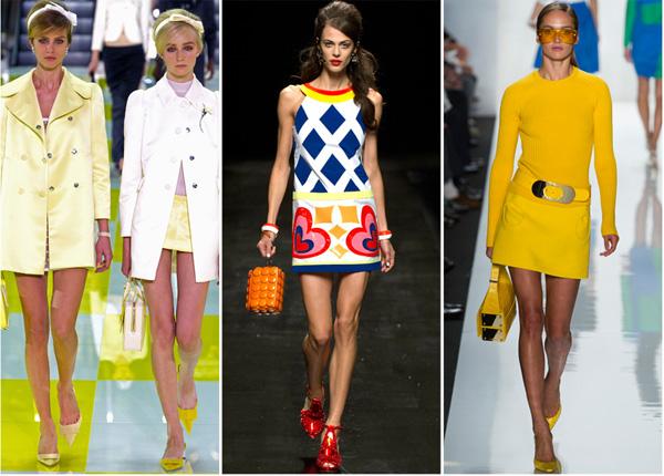 tendencia moda primavera verano 60