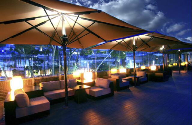 el restaurante y lounge club nuba barcelona abre las