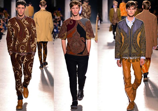 Dries Van Noten f/w 2013-14