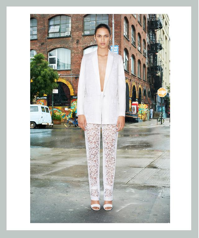 Resort Fashion 2014Lace-Givenchy