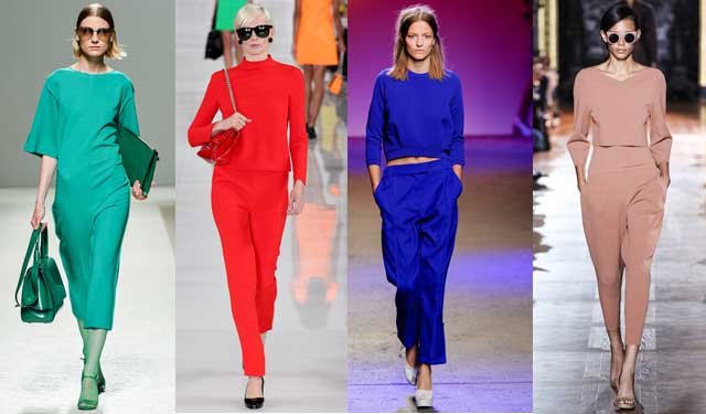 fashion trends spring summer 2014-look-monocromatico