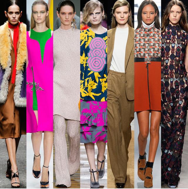tendencias de moda fall 2014