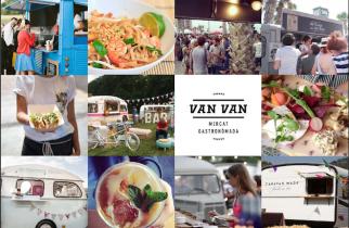 Van Van Food Trucks en Barcelona