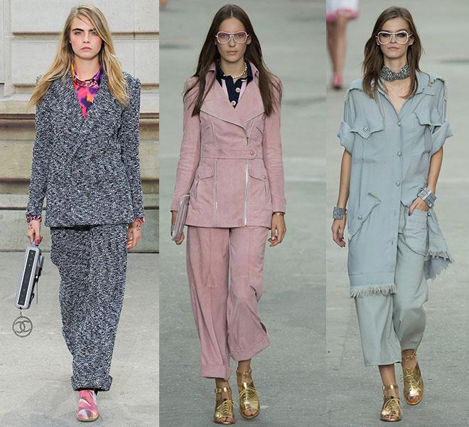tendencias moda pv2014 chanel normcore