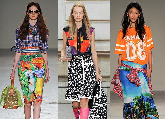 Модные Одежды 2015