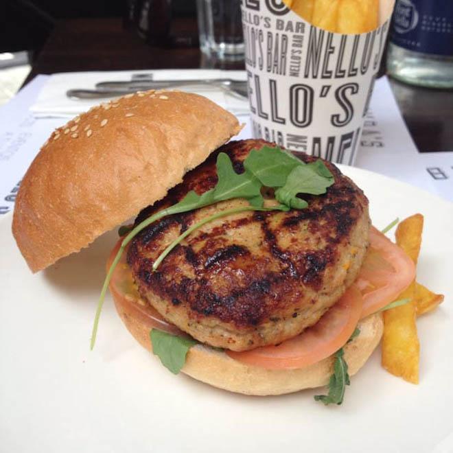 nellos burger week barcelona
