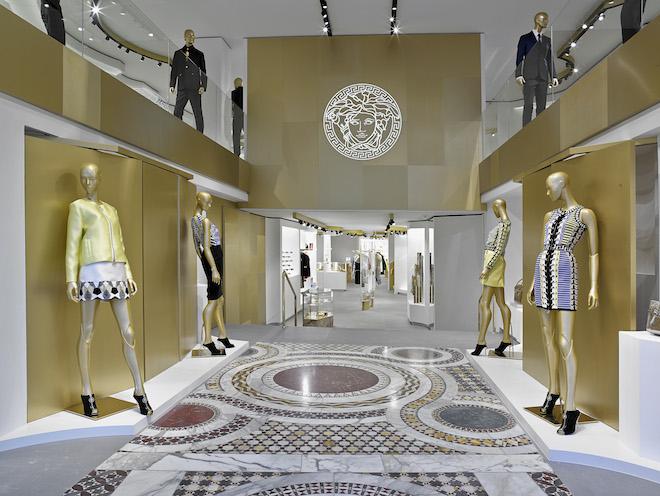 Versace Barcelona_boutique_2