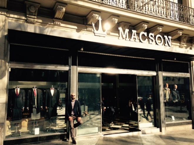 macson inauguracion barcelona