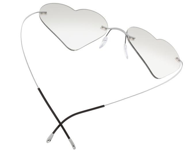 Silhouette personalizadas las gafas sin monturas que m s for Minimal art silhouette