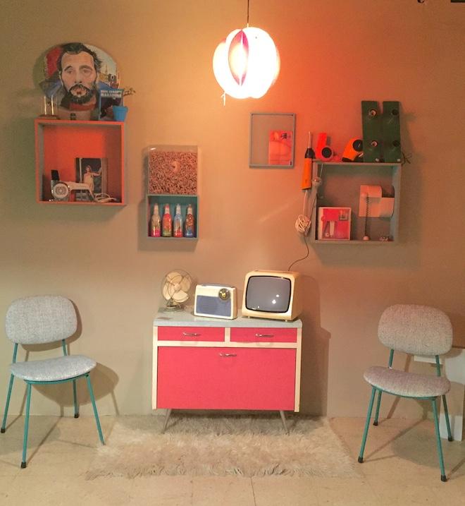 360 art community, un espacio de diseño con muebles y objetos ... - Muebles De Diseno Vintage