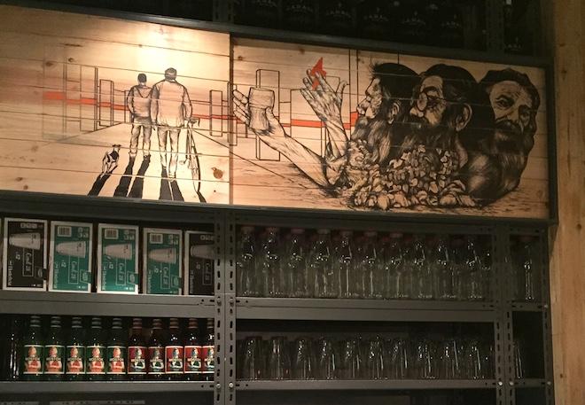 garage beer co barcelona cervezas