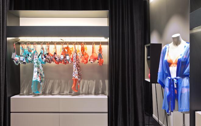 Lenceria De Baño Materiales: boutique de Barcelona está en la Calle Valencia 272 de Barcelona