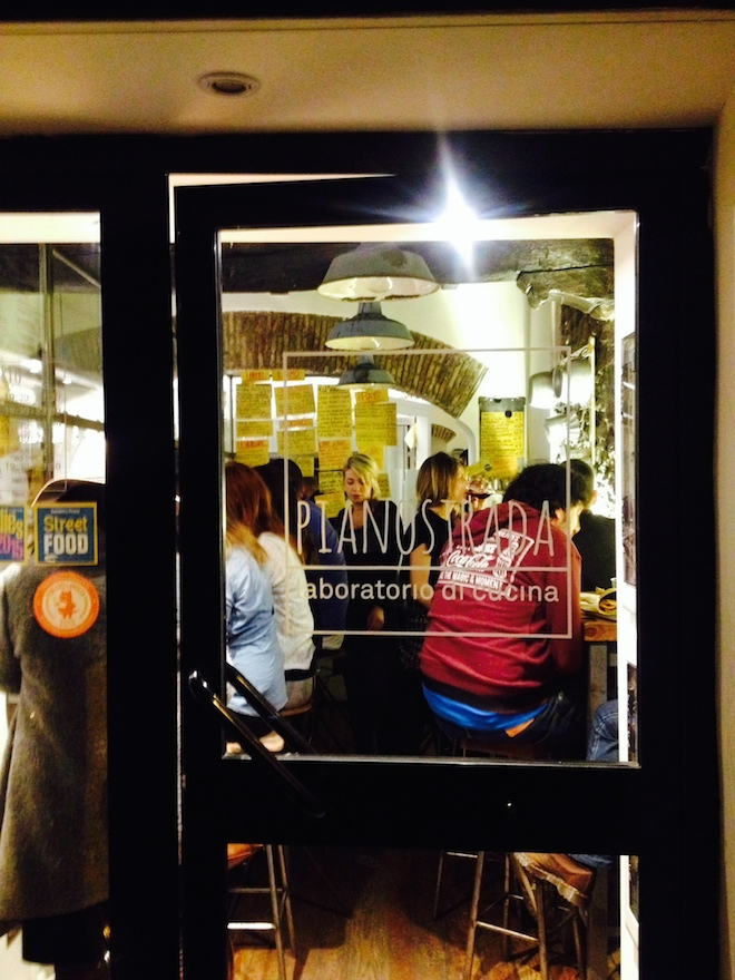 pianostrada laboratorio street food