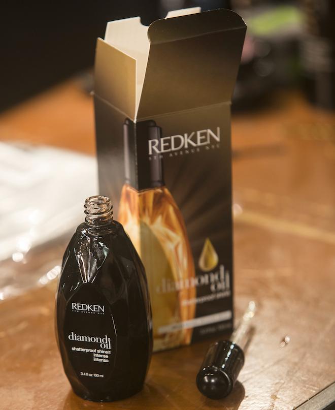 redken diamond oil peinados