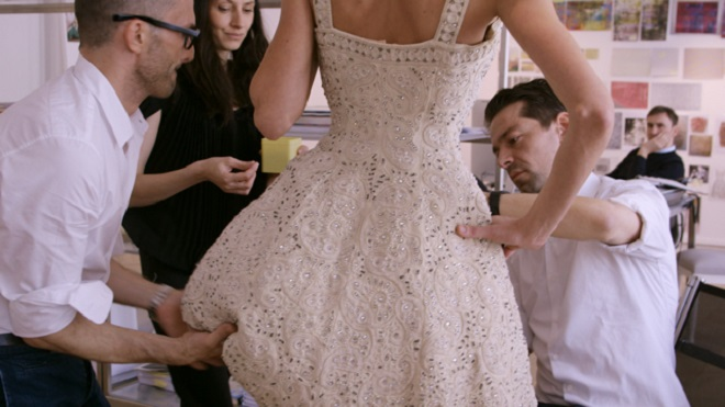 DIOR AND I_fashion film
