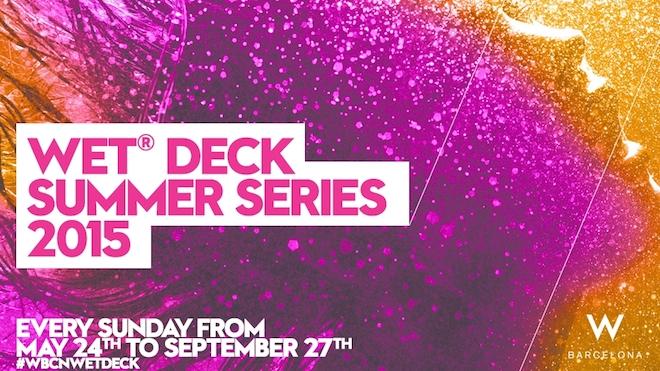 wet deck summer series