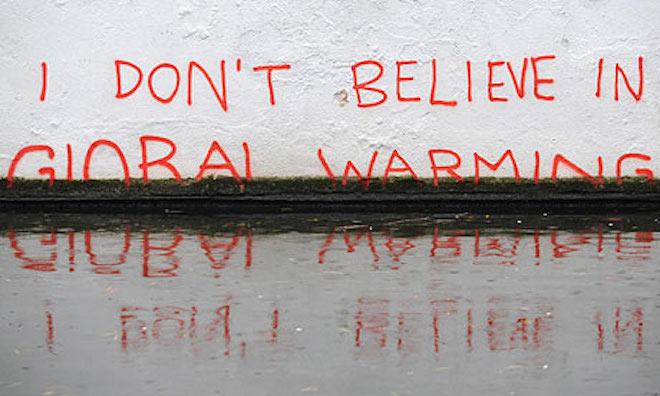 Banksy-global warning