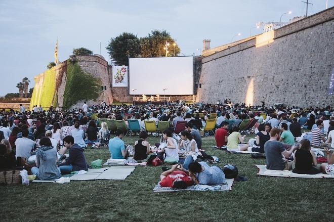 cines de verano en barcelona cuatro propuestas para ver On cine montjuic aire libre