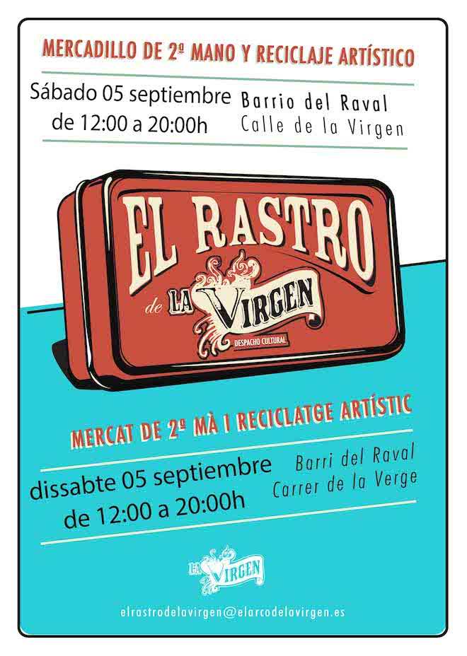 Mercadillos de moda de septiembre en barcelona segunda - Mercadillo de segunda mano barcelona ...