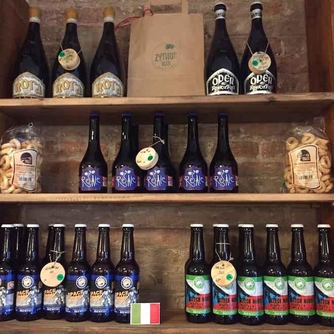 zythos beer barcelona cervezas