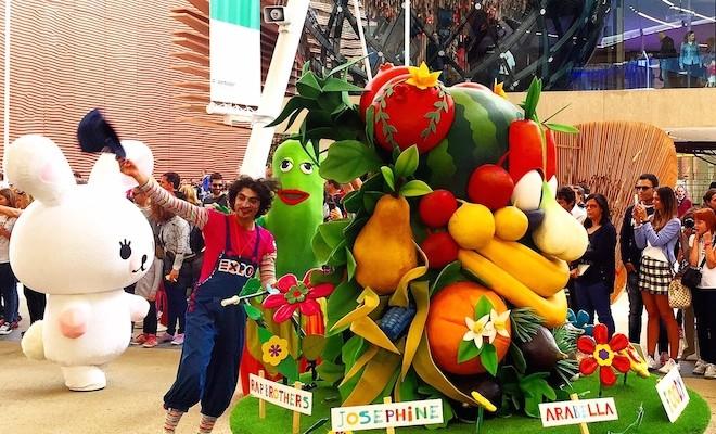 expo milano 2015 foodies