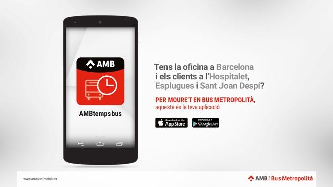 AMB tempsbus app transporte publico