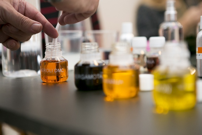 atelier perfumeria crear fragancia