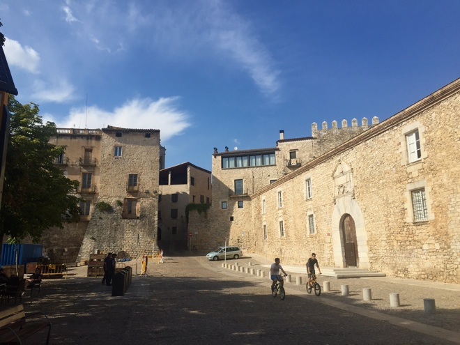 girona visitar casco antiguo ciudad